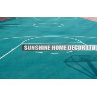Wholesale Indoor Plastic Interlocking Modular Sports Flooring For Futsal Court from china suppliers