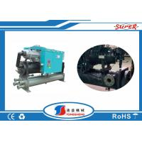 Wholesale Low Noise 140Hp Water Cooled Screw Chiller For Chemical / Construction Industry from china suppliers