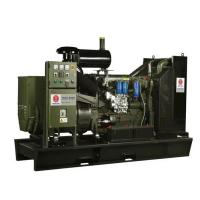 Wholesale Electric starting 250 KW Open Type Diesel Generator With 197g / kwh Fuel Consump from china suppliers