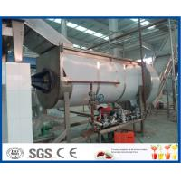 Buy cheap Orange / Mango Juice Processing Industrial Fruit Juicer Machines , Juice Production Line from wholesalers