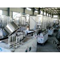 Wholesale Auto Glass Bottle Aerosol Filling Machine , Liquid Filling Equipment 10ml-5000ml from china suppliers
