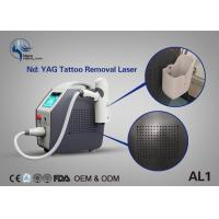 Wholesale Best Effective Laser Tattoo Removal Equipment Q Switch Nd Yag Laser With Spot Size Adjustable from china suppliers