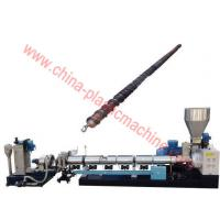 Wholesale SJ100mm single screw extrision machinery from china suppliers
