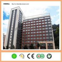 Wholesale 240*60mm Clay eco-friendly exterior wall cladding tiles for houses school construction college from china suppliers