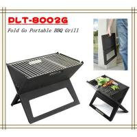 Buy cheap Fold & Go Notebook Charcoal BBQ Grills from wholesalers