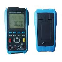 Buy cheap Digital Multifunction Process Calibrator / Multimeter with High Resolution from wholesalers