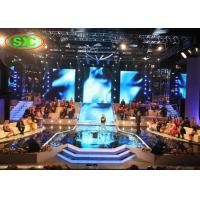 Wholesale Stage curtain p6  smd full color hanging cabinet 576*576mm 1/16 scan led screen from china suppliers