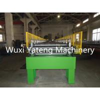 Wholesale Chain Driven Door Frame Making Machine , Wall Panel Roll Forming Machine 1 Year Warranty from china suppliers