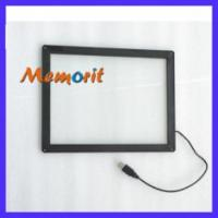 Quality 15 Inch Vandal Proof Infrared Planar Touch Screen For LCD Monitor For Indoor/Outdoor Kiosk for sale