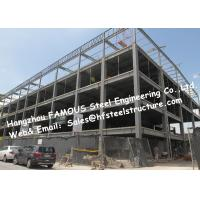 Quality Prefabricated Structural Steel Hotel Contracting and Steel Structure Office Buidings Supplier for sale