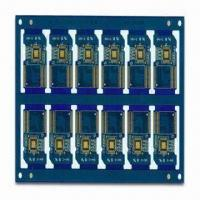 Wholesale Double-sided PCB with HASL Surface Finish, Made of FR-4 Material, Nickel and Gold Plating from china suppliers