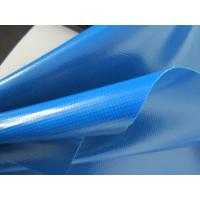 Wholesale polyester woven fabric  PVC coated tarpaulin for truck cover,tent material from china suppliers