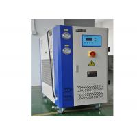 Wholesale 1P or 3P Capillary Control Card Making Auxiliary Equipment Air Cooled Water Chiller from china suppliers