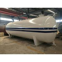 Wholesale 25 Tons LPG Bullet Tanks 50 CBM Color Custom For Gas Cylinder Refilling from china suppliers