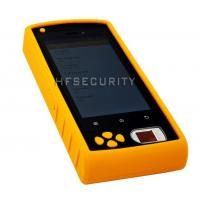 Quality HF FP05 Biometric Android Wireless Fingerprint MF Card Portable Terminal for sale