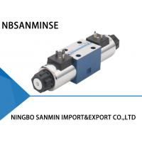 Wholesale FW Electric Hydraulic Solenoid Valve , Hydraulic Solenoid Directional Control Valves from china suppliers