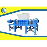 Wholesale Twin Shaft Household Agricultural Waste Shredder Low Noise Design Heavy Duty from china suppliers