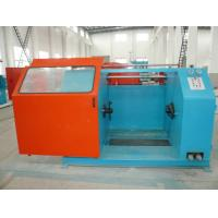 Wholesale Electric Wire Rewinding Machine , High Efficency Spool Winding Machine For Wire from china suppliers