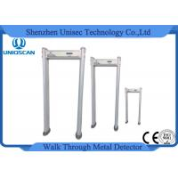 Wholesale PVC Material Airport Security Machines , Full Body Metal Detectors With LCD Screen from china suppliers