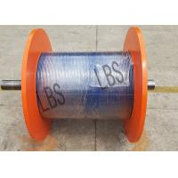 Quality Multilayer Spooling LBS Grooved Drum for Lifting Object for sale