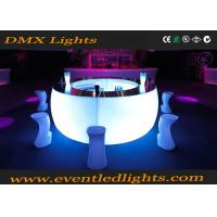 Wholesale Modern Led Furniture lighting battery recharging bar counter design from china suppliers