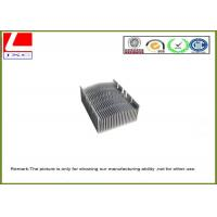 Wholesale Professional High Precision Metal Machining Parts Aluminum profile heatsink from china suppliers