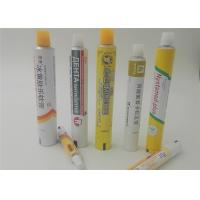 Wholesale Empty Aluminum Soft Cream Tubes For Betonate Gel, With GMP Workshop from china suppliers