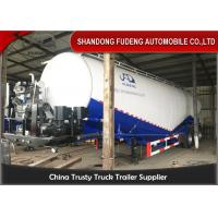 Wholesale 70 ton or bigger tank trailer payload bulk cement semi trailers tank container cement trailer from china suppliers