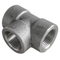 Wholesale 150 LBS A105 Carbon Steel Threaded Pipe Fittings For Gas / Petroleum from china suppliers