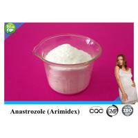 Wholesale Anti Estrogen Steroids Powder Anastrozole ( Arimidex )CAS120511-73-1Cancer Treat from china suppliers