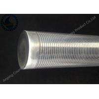 Wholesale Johnson Type Water Well Screen Pipe For Filtration OEM / ODM Acceptable from china suppliers