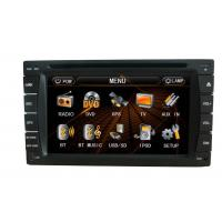 Wholesale RDS PIP RDS Touch Screen 6.2 Inch Fully Touch Screen Digital TFT Autoradio GPS 2 Din from china suppliers