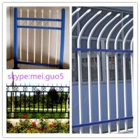 Wholesale Cheap wrought iron fence/fencing panels designs for sale from china suppliers