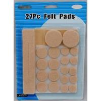Wholesale Self Stick Home Helper Felt Combo Pack, Beige, 27 PCS from china suppliers