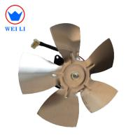 Copper Motor Bus Air Conditioning Parts Ac Condenser Fan Motor6000hours Working Hours