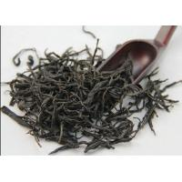 Wholesale China Healthy Smooth Organic Black Teas , Bright Red Da Hong Pao Tea from china suppliers