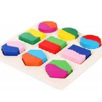 Wholesale Wooden Shape Puzzle from china suppliers