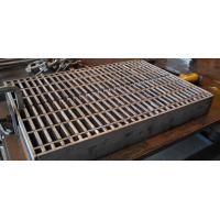 Wholesale Stainless Steel Bar Grating,Serrated Stainless Bar Grating,Stainless Steel Grille,Walkway from china suppliers