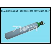 Wholesale Aluminum Pressure 10L Medical Gas Cylinder 15Mpa 726mm Length from china suppliers