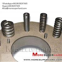 Wholesale CBN grinding disc for spring grinding   Alisa@moresuperhard.com from china suppliers