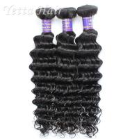 Wholesale Double Drawn Weft Cambodian Curly Hair Weave No Shedding No Mixture from china suppliers