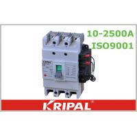 Wholesale Magnetic Trip Molded Case Circuit Breaker Earth Leakage , UVT SHT Approvals from china suppliers