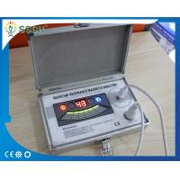Buy cheap Multi Language Mini 41 reports Quantum Biofeedback Machine Body Analyzer Machine from wholesalers