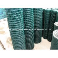 Wholesale Stylish Ornamental High Security Wire Fence Pvc Coated Green Color RAL6005 from china suppliers