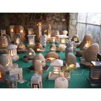 Wholesale Natural Granite/Sandstone Garden Lantern from china suppliers