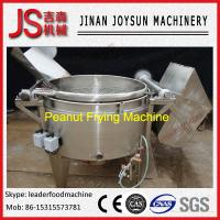 Wholesale Stainless No Pollution Lower Noise Peanut Batch Frying Machine from china suppliers