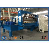 Wholesale Metal Window / Door Frame Cold Roll Forming Machine With Hydraulic Cutting from china suppliers