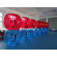 Buy cheap 1.5m Sized Inflatable Bumper Body Zorb Ball for Entertaiment use Severl Color for Choose from wholesalers
