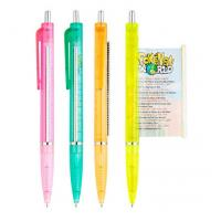 Wholesale advertising gift promotional banner pen, pull out pen from china suppliers