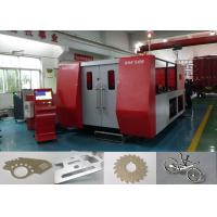 Wholesale High Speed Fiber Cutter Machine / CNC Laser Machine For Metal Plate from china suppliers
